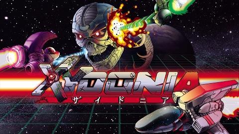 XYDONIA ザイドニア Gameplay Trailer