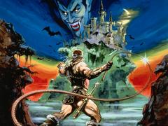 Castlevania NES (Artwork)