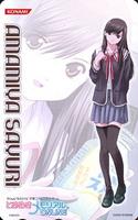 Sayuri Amamiya (phone card)