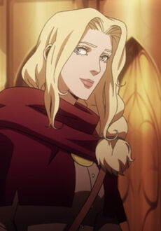Castlevania (anime)-Lisa Tepes-Infobox