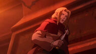 Castlevania (anime)-Lisa Tepes 02