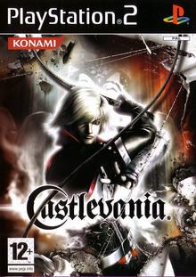 Castlevania Lament of Innocence - Boxart PAL