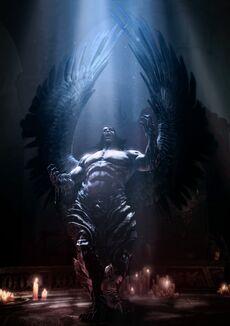 Satan Castlevania Lords of Shadow 01