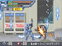 Genseishin Justirisers (screen 6)