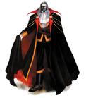 Castlevania Circle of the Moon (Dracula Artwork 01)