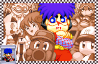 Konami Krazy Racers (Screen 01)