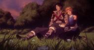 Castlevania Anime Episode 8 saison 2 Trevor et Sypha 2