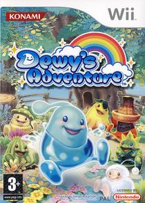 Dewy's Adventure - Boxart PAL