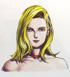 Rosa Castlevania 64 Artwork 1