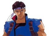 Richter Belmont (Akumajō Dracula X Chi no rondo Artwork 03)