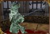 Chevalier-d'argent des enfers-épée-Castlevania-LOD