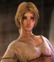 Claudia-castlevania Lords of Shadow 01