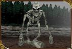 Le Squelette Géant-Castlevania 64-LoD