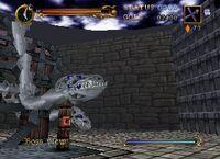 Dragon-Squelette-Le-mur-extérieur-Castlevania-64 image 02