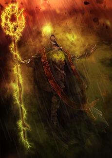 Nécromancien-Castlevania lords of shadow 01