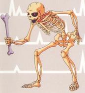 Giant Skeleton Castlevania Rondo of Blood