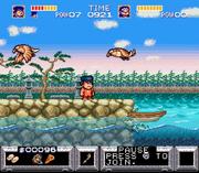 The Legend of the Mystical Ninja (screen 06)