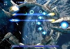 Gradius V (screen 1)