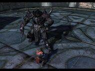 Chevalier Noir-Castlevania Lords of Shadow 04