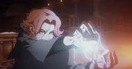 Castlevania anime episode 6 Sypha