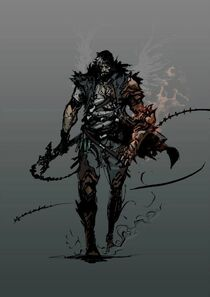 Victor Belmont-Castlevania Lords of Shadow 2