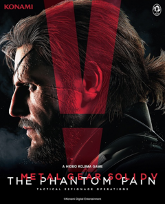 Metal Gear Solid V The Phantom Pain (coverart)