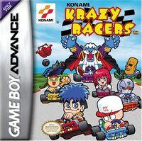 Konami Krazy Racers (boxart)