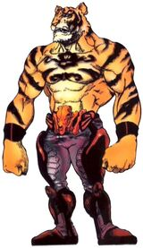 Homme-Tigre-Castlevania-64-Image 01