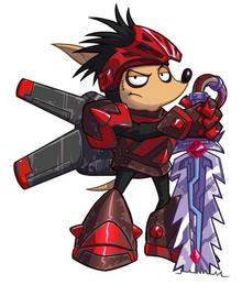 Axel Gear Artwork 01
