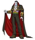 Castlevania Portrait of Ruin (Dracula Artwork 02)
