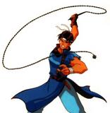 Richter Belmont (Akumajō Dracula X Chi no rondo Artwork 01)