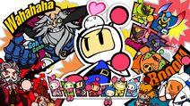 Super Bomberman R Version 2.2 Artwork