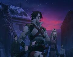Castlevania-Episode 03-Labyrinthe