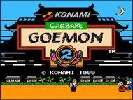Ganbare Goemon 2 1
