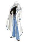 Castlevania Aria of Sorrow (Soma Cruz Artwork 02)