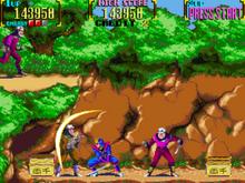 Mystic Warriors (screen 02)