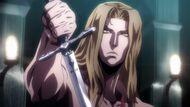 Alucard-Castlevania (anime) 01