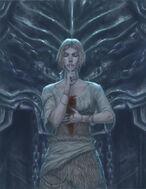 Claudia-castlevania Lords of Shadow 08