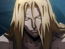 Alucard Castlevania (anime) 00
