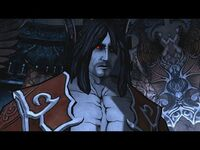 Dracula-Castlevania-Mirror of Fate 01