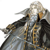 Castlevania Harmony of Despair (Alucard Artwork 01)