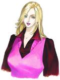 Castlevania Aria of Sorrow (Yoko Belnades Artwork 01)