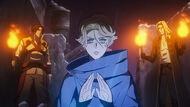 Castlevania anime episode 3 Sypha