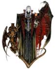 Castlevania Curse of Darkness (Dracula Artwork 01)
