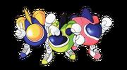 TwinBee WinBee et GwinBee - Detana!! TwinBee
