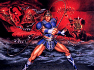 Super Castlevania IV Japanese Version Cover Art