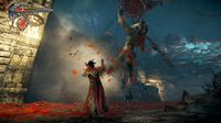 Minotaure-Castlevania Lord of Shadow 2