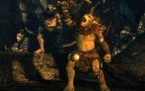 Castlevania lords of shadow- chapitre 1- les marais de la mort-gobelin