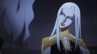 Castlevania anime episode 3 Hector et Carmillajpg