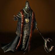 Nécromancien-Castlevania Lords of shadow 03